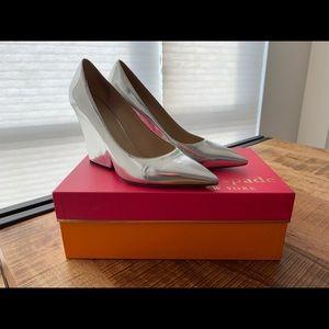 Kate Spade Padme Wedge Heels - Size 8